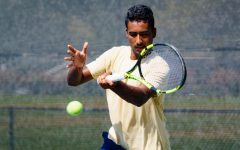 Men's tennis excels in national semifinals to close fall season