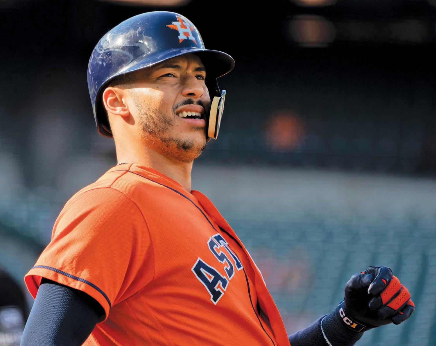 In his return to MLB action, Astros shortstop Carlos Correa is fully recovered from a back injury and ready to help Houston through playoffs.