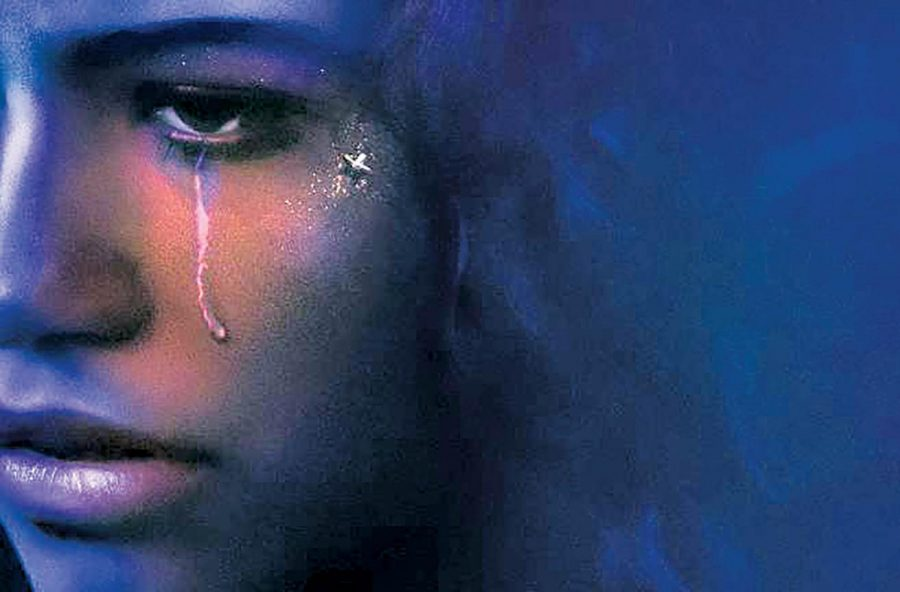Zendaya+stars+as+Rue+Bennett+in+the+critically+acclaimed+series.+%22Euphoria%22+was+renewed+for+a+second+season+in+July.