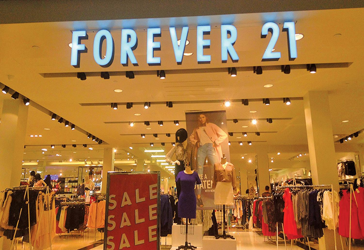 Forever 21 first opened on April 21, 1984, in Los Angeles, California. The store will have to close up to 178 locations in the U.S. according to the New York Times.