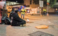 Mayor Adler addresses financial contributions to homelessness following City Council decision