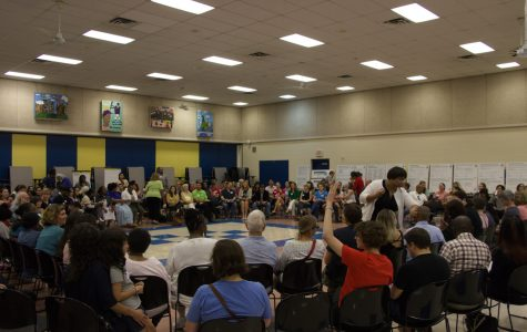 AISD holds community meeting to discuss proposed school closures