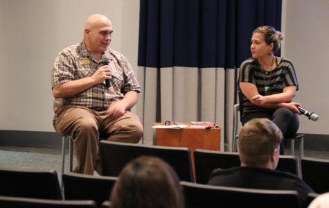 SEU staff was invited to speak at the movie screening. The Kotzmetsky Center of Excellence holds multiple events throughout the semester pertaining to politics and foreign affairs.