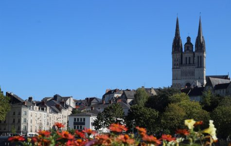 St. Edward's students can study abroad in the Loire Valley town in Angers during the semester or summer.
