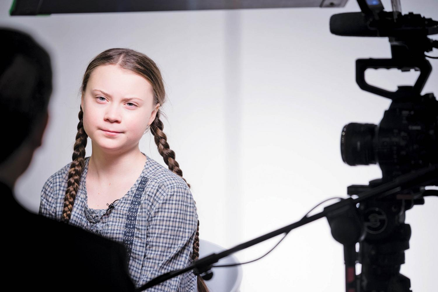"""I shouldn't be up here. I should be back at school on the other side of the ocean. Yet you all come to us young people for hope. How dare you,"" Thunberg said at the United Nations Climate Action Summit."
