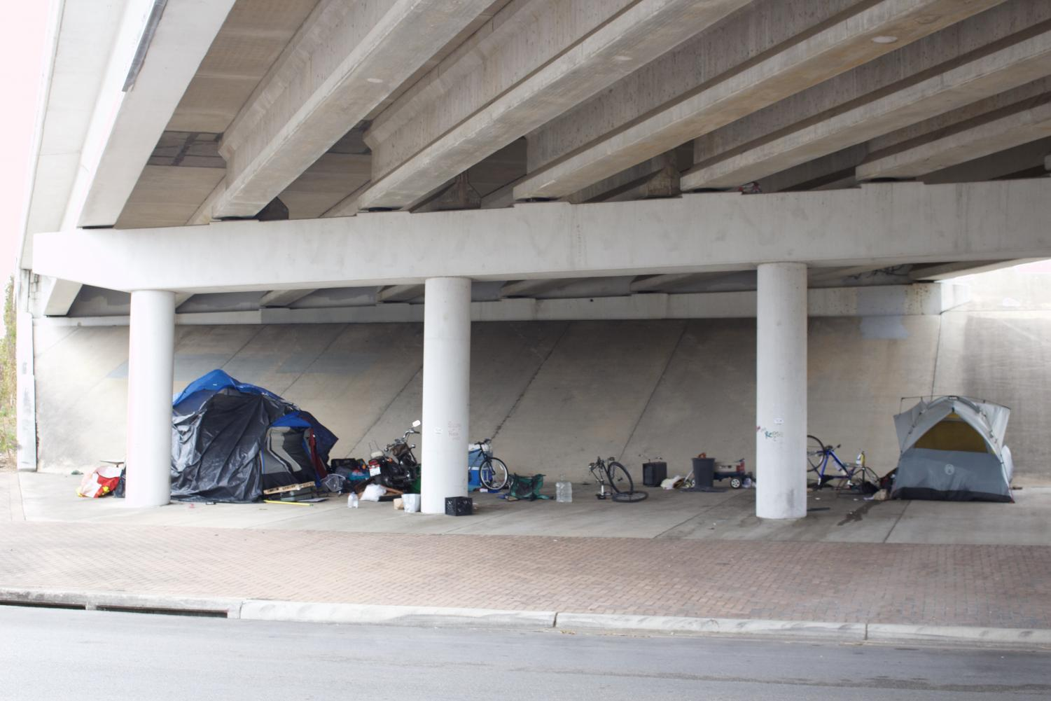 The homeless population has grown from 855,215 to 964,254 from 2013 to 2018 according to the U.S Census Bureau. That's a 12.4 percent increase.