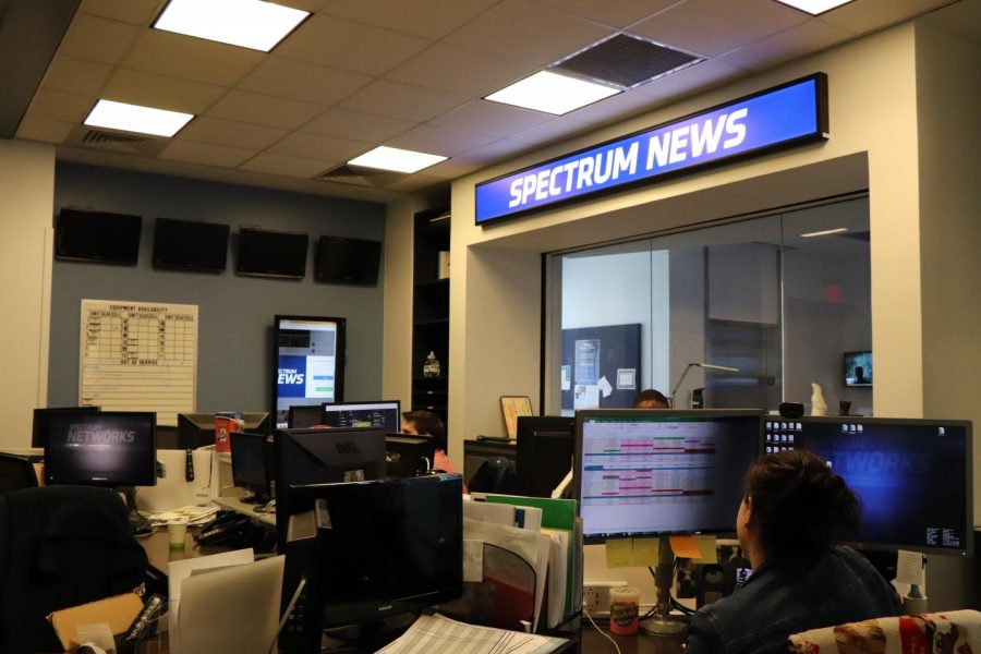 The Spectrum News Austin headquarters is located in downtown Austin, near the University of Texas. Spectrum News has news stations in North Carolina, Florida, Ohio, Kentucky, Wisconsin, Texas and California.