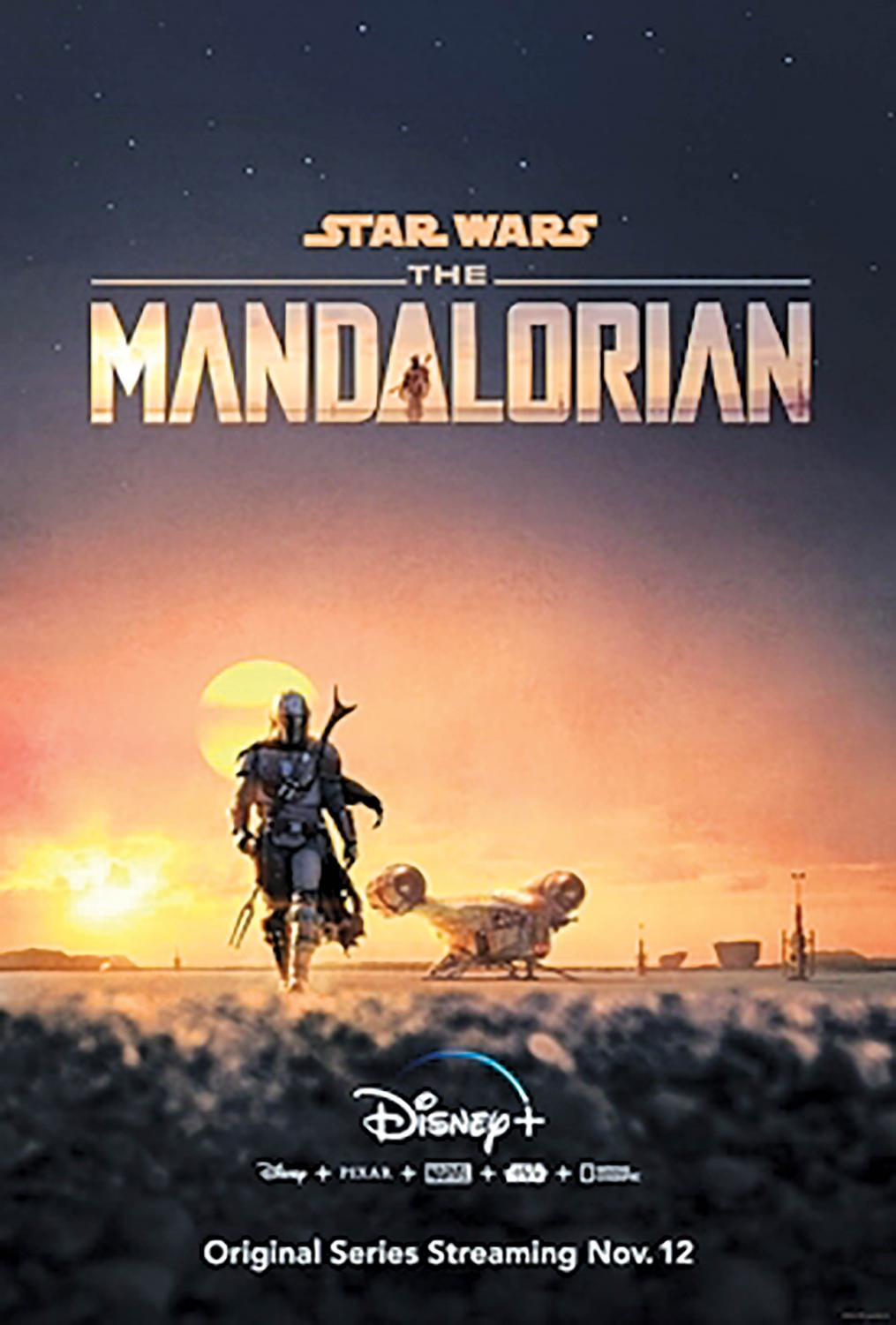 'The Mandalorian' was announced in November of 2017 as an untitled 'Star Wars' series. The Mandalorian race is a fan favorite character since Boba Fett donned the stolen armor in 'The Empire Strikes Back.'