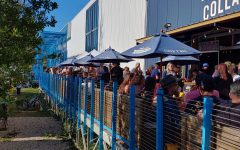 Summer in Winter: New Austin Eastcider flavor opens with a bang at Collaboratory taproom party