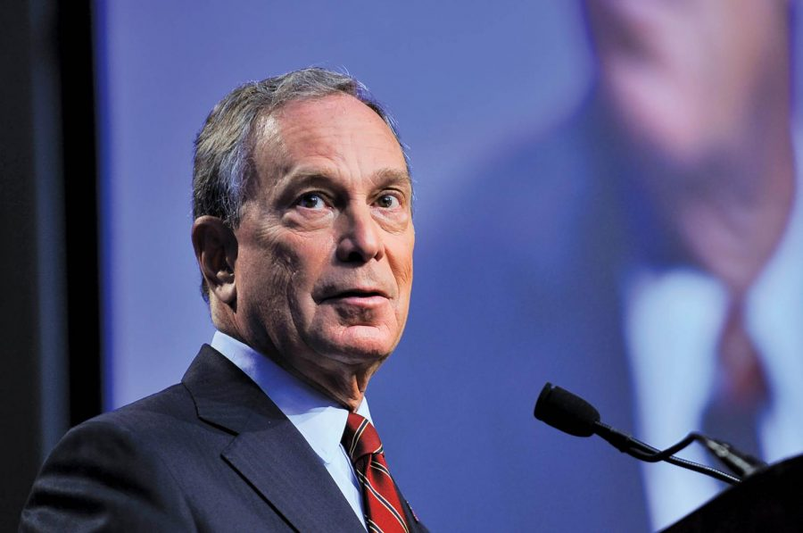 Mr. Bloomberg, the former New York City mayor and billionaire businessman, had been privately weighing a bid for the White House for weeks, according to The New York Times. His announcement brought a mix of support and controversy.