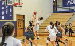 Women's basketball sweeps weekend opponents, begins preseason 2-0 at home