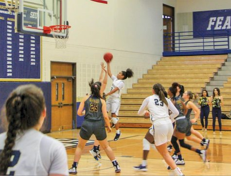 Women's basketball season comes to an end after loss in conference tournament