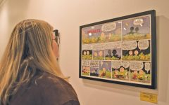 'It's an art show, Charlie Brown:' Comic fans flock to the 'Peanuts' gallery