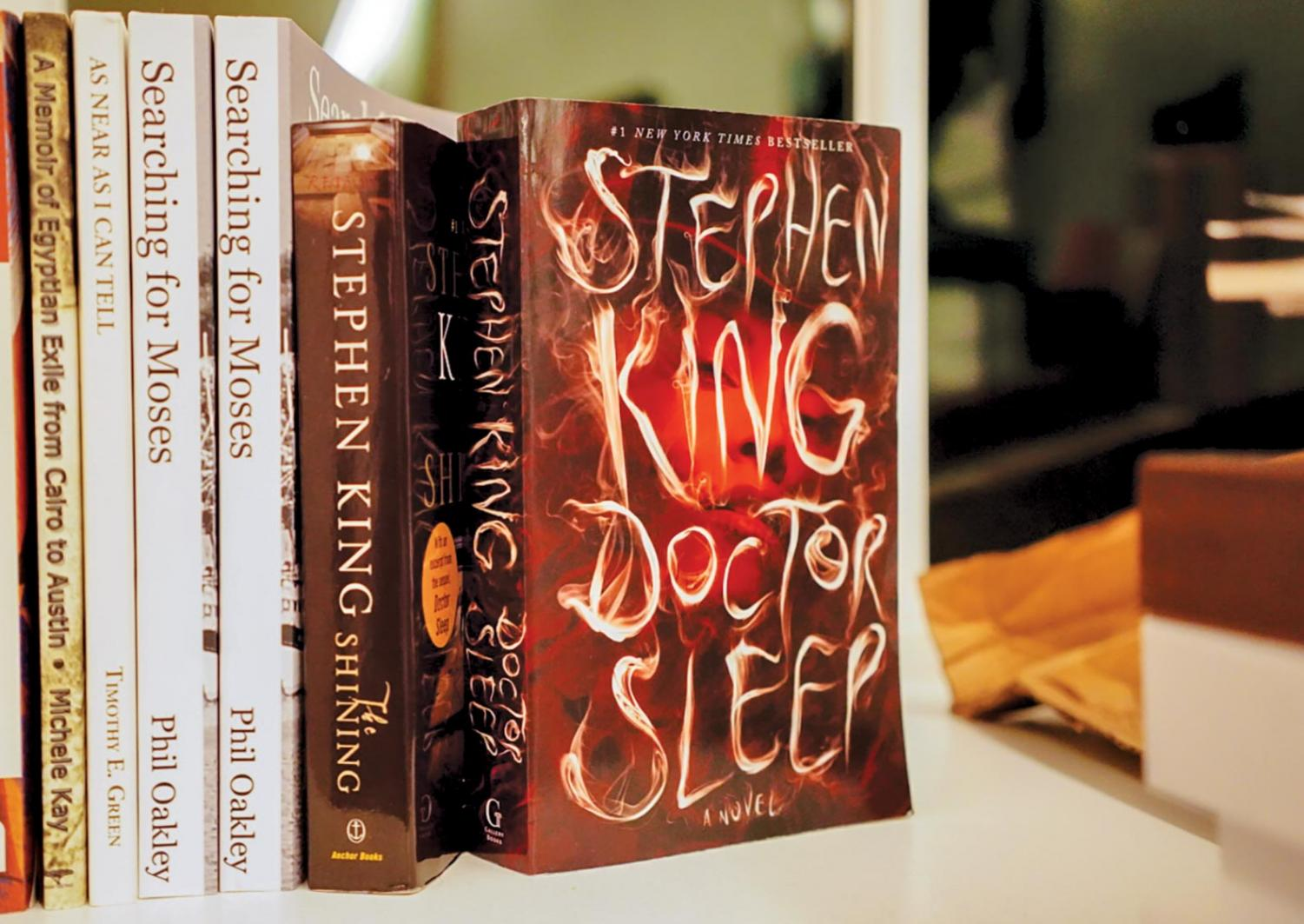 'Doctor Sleep' has a 74% Rotten Tomoatoes score, while both Stephen King books earned a four out of five on Goodreads. While considered a classic, 'The Shining' was not well recieved upon release.