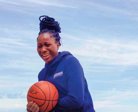 Senior women's basketball player hopes to accomplish much in her final year