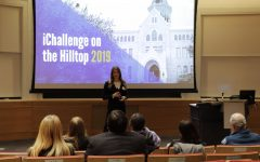 iChallenge event allows young entrepeneurs to present ideas to experts