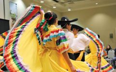 Ballet Folklorico takes St. Edward's on a dazzling trip around Mexico