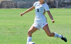 Women's soccer's near-perfect record places them at top of conference