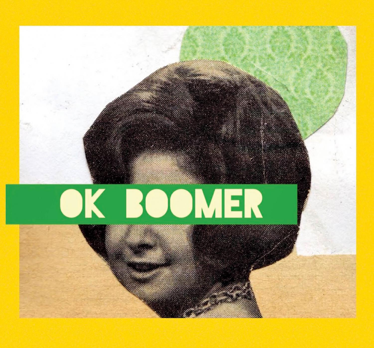 The phrase 'Ok boomer' sparked viral attention online after Tik Tok user @linzrinzz showed an elderly man criticizing millennials for thinking that their