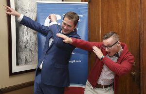 Dabbing is believed to have started in Atlanta. Everyone from celebrities to politians have performed the dance after its 2015 introduction.
