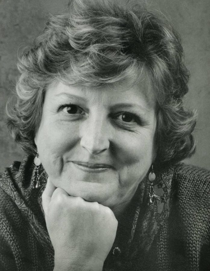 Schultz+joined+the+St.+Edward%E2%80%99s+community+in+2002+until+her+death+in+2010.+She+is+remembered+for+her+contributions+to+the+field+of+journalism+and+mass+communication.