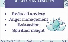 Consider turning to meditation to release stress during end of semester