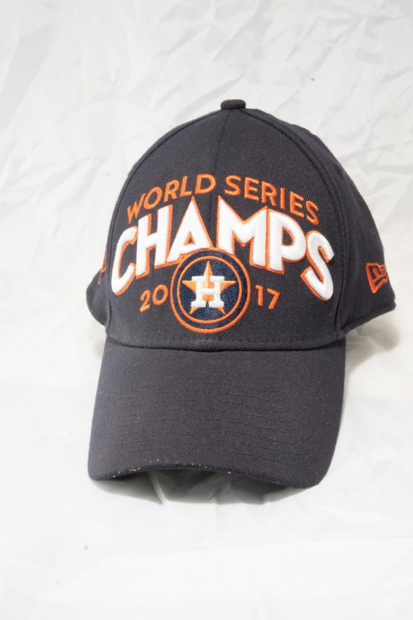 The+Houston+Astros+are+facing+consequences+for+a+series+of+recent+cheating+allegations+over+their+conduct+during+the+2017+season.+The+team+was+eventually+crowned+World+Series+champions+that+year.