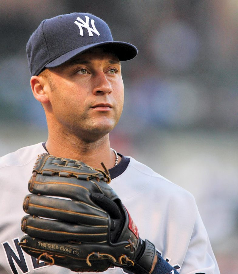Former+New+York+Yankees+shortstop+Derek+Jeter+headlined+the+2020+Hall+of+Fame+inductees.