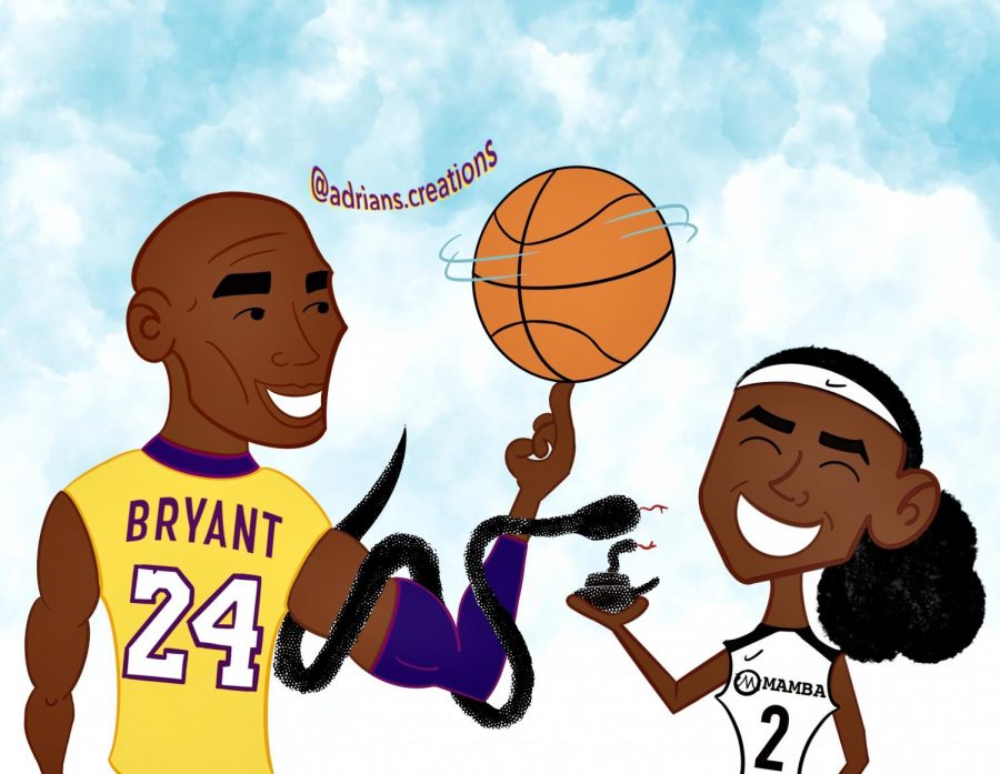 Commonly+referred+to+as+%22The+Black+Mamba%2C%22+Kobe+Bryant+and+daughter+Gianna+Bryant+shared+a+deep+connection+to+basketball.++Gianna+was+a+member+of+Kobe%27s+%22Mamba+Sports+Academy%22+and+had+dreams+of+playing+basketball+for+the+University+of+Connecticut.+