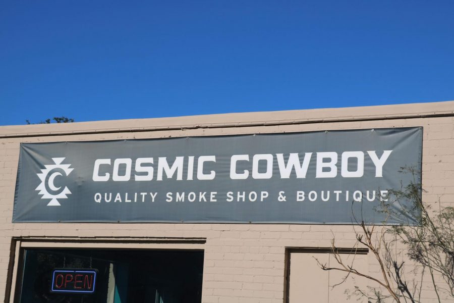 Currently%2C+the+sale+of+CBD+is+legal+in+Texas%2C+while+the+sale+of+marijuana+remains+illegal.+Cosmic+Cowboy+is+a+smoke+shop+and+boutique+on+South+Congress+Avenue+that+sells+a+variety+of+CBD+products+and+smoking+accessories.