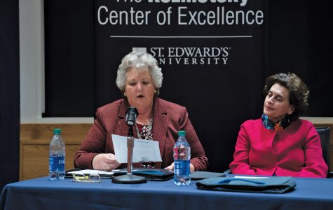 Importance of communication, religious literacy in global affairs stressed at Kozmetsky panel