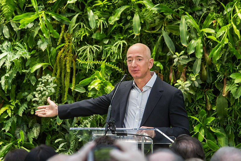As+of+2020%2C+Bezos+has+a+net+worth+of+%24127.7+billion%2C+according+to+Business+Insider.+A+%2410+billion+donation+only+accounts+for+approximately+7.8%25+of+Bezos%E2%80%99+fortune.