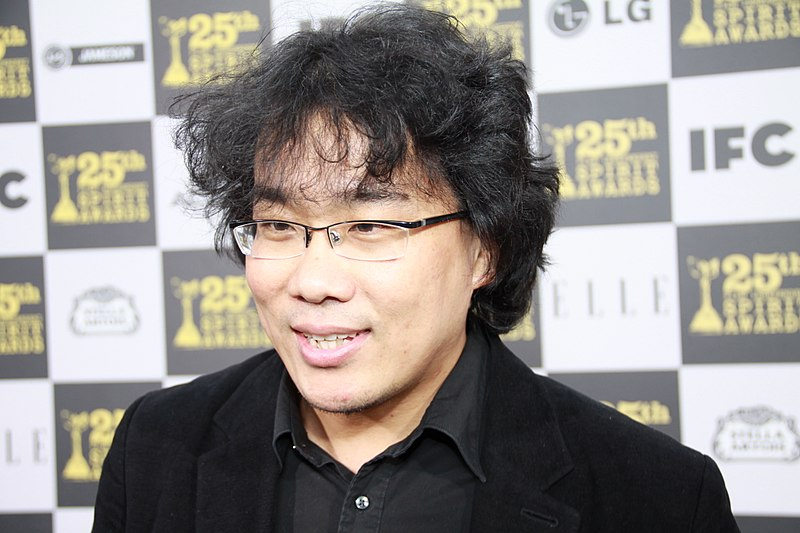 "When Bong Jon Hoo accepted the award for Best Picture, he stated that ""To be nominated was a huge honor."""