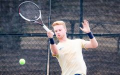 No. 13 men's tennis off to hot start in spring season, remains undefeated