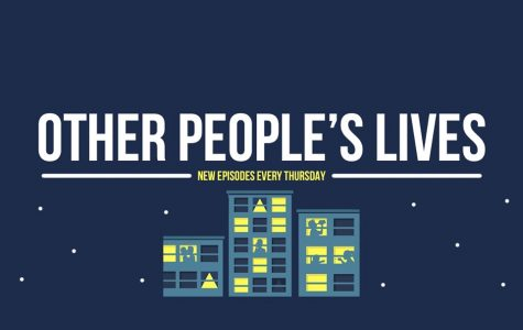 'Other People's Lives' comes out once or twice a month wherever you get your podcasts. Its most recent episode features a rising porn star and talks about breaking into the porn industry and what its like being on set.