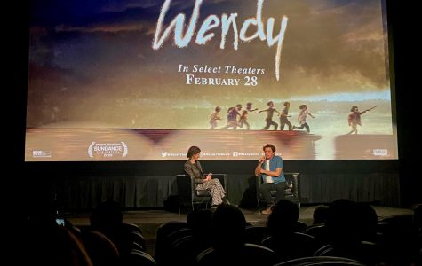 Director Benh Zeitlin sat down with attendees at the Austin Film Society Cinema to talk about his film 'Wendy.'