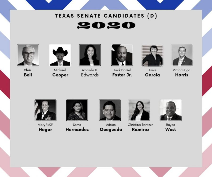 Texas candidates for March primaries: what to know before national elections
