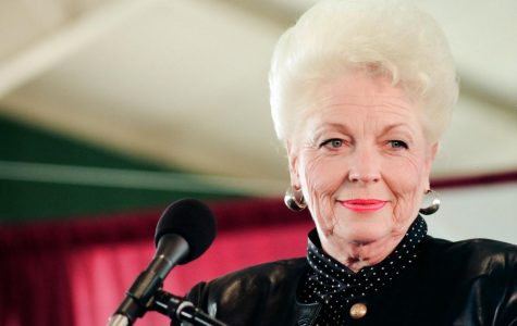 Ann Richards attended Baylor University on a debate scholarship and later campaigned for lawyer Sarah Weddington, who helped win the Roe v. Wade case.
