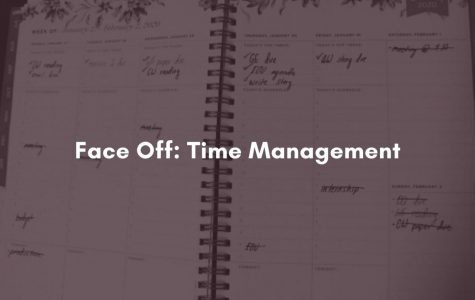 Face-off: Time Management