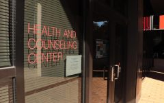 The Health and Counseling Center advises against going into their office if students have flu-like symptoms. Instead, they should call the office to make an appointment.