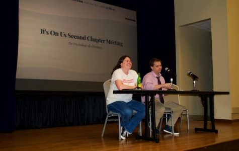 Psychology behind predators and safety discussed at second It's On Us meeting