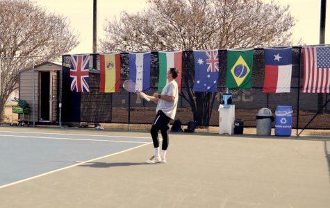 No. 12 men's tennis attributes impressive 9-1 season start to growth, resilience