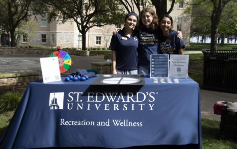 Peer Health Educators promote student engagement in holistic wellness at St. Edward's University, according to their mission statement.