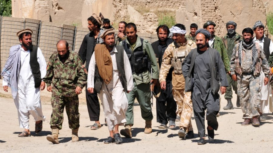 The exact number of Taliban forces is unknown. The group's aim is to impose its interpretation of Islamic law on Afghanistan and remove foreign influence from the country. The group's aim is to impose its interpretation of Islamic law on Afghanistan and remove foreign influence from the country. The group's aim is to impose its interpretation of Islamic law on Afghanistan and remove foreign influence from the country, according to CNN.