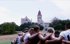 Men's soccer was one of the St. Edward's varsity programs disbanded after financial issues.