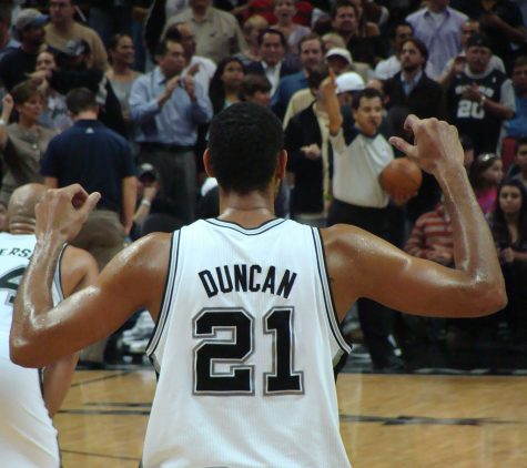After 15 All-Star selections, five championships and two MVP awards, Tim Duncan