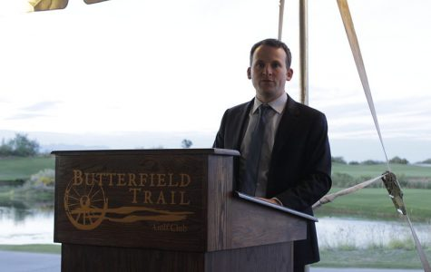 Butterfield Trail Golf Course in El Paso opened in 2007. The 18-hole course has permanently closed due to economical damage caused by COVID-19.