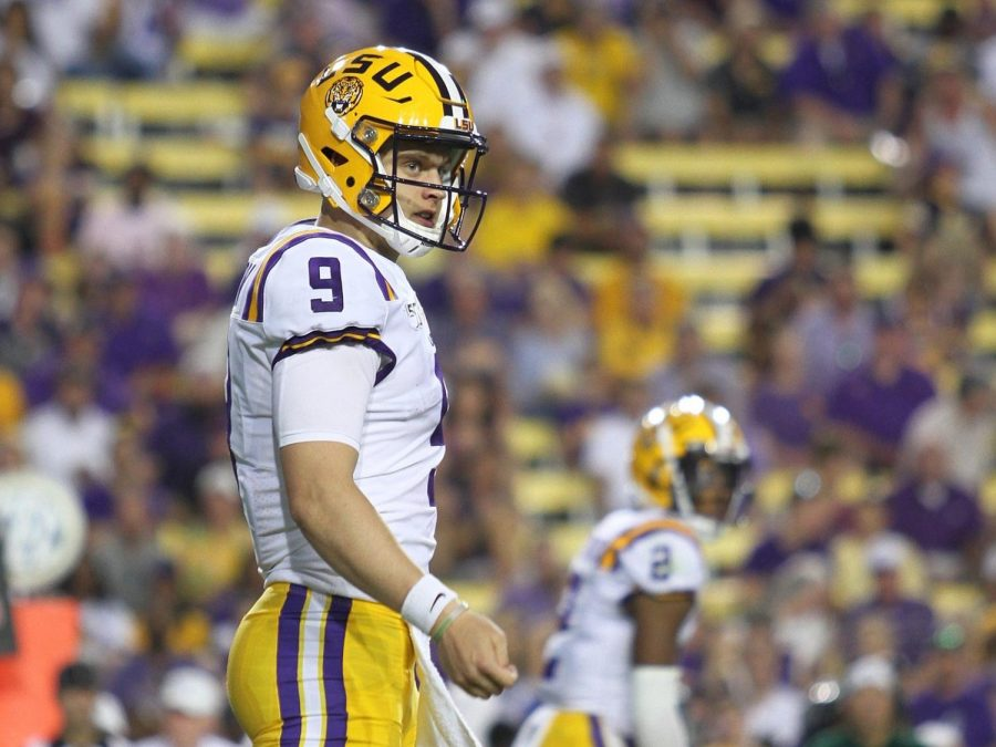 The+Cincinnati+Bengals+now+have+their+quarterback+of+the+future+as+former+LSU+star+Joe+Burrow+was+taken+first-overall+in+the+202+NFL+Draft.+++