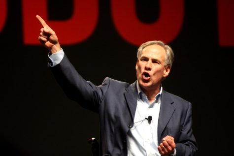 During an interview on Dallas radio station WBAP Gov. Greg Abbott said he