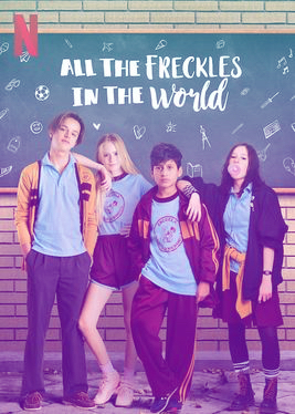 'All the Freckles in the World' was originally released in Mexico on Sept. 27, 2019. It peaked at number eight at the box office.